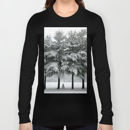 its snowing Long Sleeve T-shirt