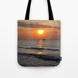 SUMMERFEELING - Sunset - Baltic Sea  Tote Bag