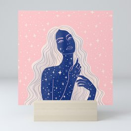 The Universe Within You Mini Art Print