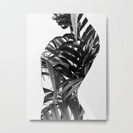Ava Metal Print