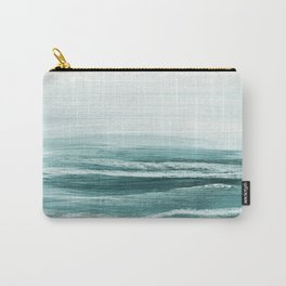 hazy emerald sea Carry-All Pouch