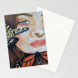 Selfportrait Stationery Cards