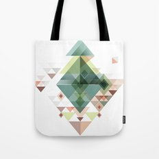 Abstract illustration Tote Bag