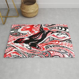 Dreaming: Orcas Rug