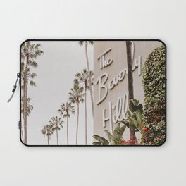 The Beverly Hills Hotel / Los Angeles, California Laptop Sleeve