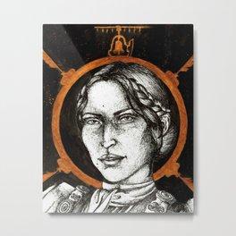Ladies of Dragon Age: Josephine Metal Print