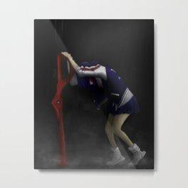 Matoi Ryuko Metal Print