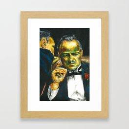 An Offer Framed Art Print