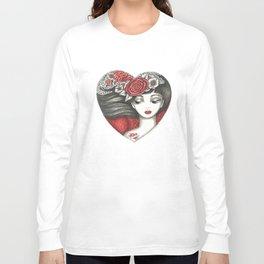 Valentine Girl Long Sleeve T-shirt