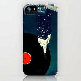 glazba iPhone Case
