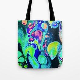 Aura Acrylic Tote Bag