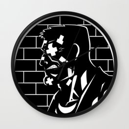 Marv Wall Clock
