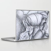 plant Laptop & iPad Skins featuring Plant by Heather Doucette Orlinsky