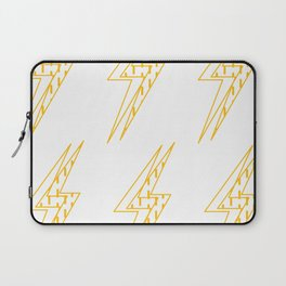 BLINDED LIGHT Laptop Sleeve