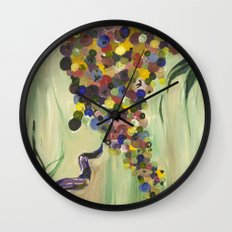 Skip a Step Wall Clock