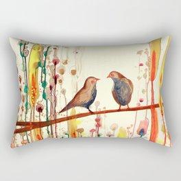 les gypsies Rectangular Pillow