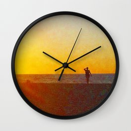 Cote d'Or Wall Clock