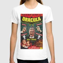 Dracula, vintage horror movie poster, 1931 T-shirt