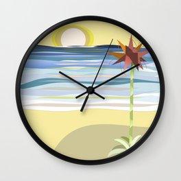Sunset Gymea Wall Clock