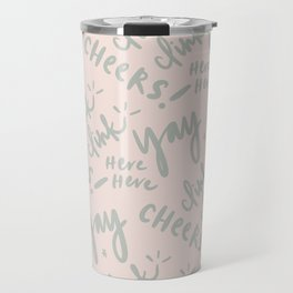 Celebrate Travel Mug