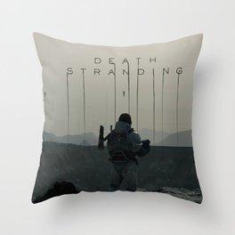 Death Stranding Throw Pillow