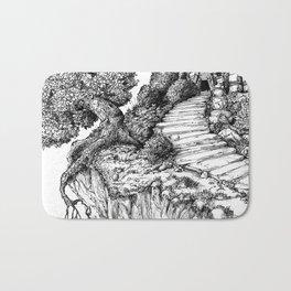 Ancient Tree III Bath Mat