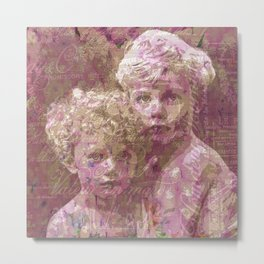 The Age Of Innocence Metal Print