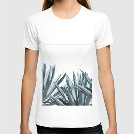 Agave Triangle T-shirt