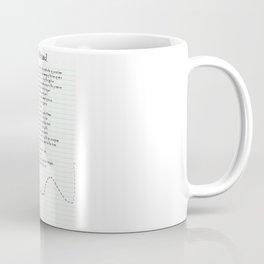 Luke Timeline of Jesus part 2 Coffee Mug