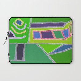 Blocks and Colors Laptop Sleeve