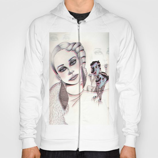 3D Nightmare Hoody