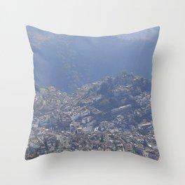 Mexico, Tepostlan Throw Pillow