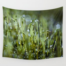 dewy morning Wall Tapestry