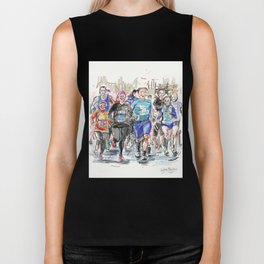 Runners Jogging Biker Tank