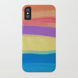 Skies The Limit IV iPhone Case