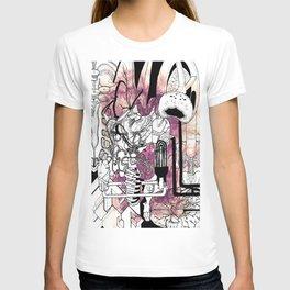 Missing Parts T-shirt