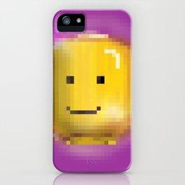 Pixel Illuminati iPhone Case