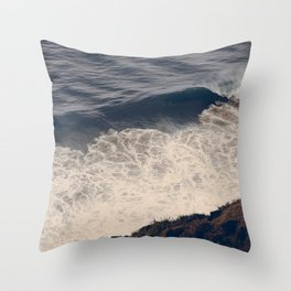 Vintage Ocean 08 Throw Pillow