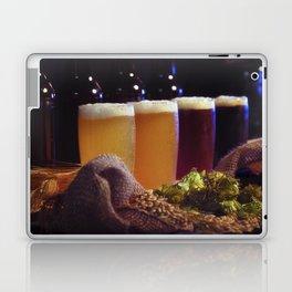 Beer Tasting 101 home brew Laptop & iPad Skin