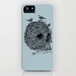 Skull Nest iPhone Case