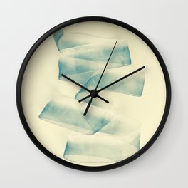 Abstract forms 77 Wall Clock