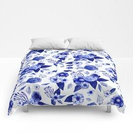 Flowers Print Comforters