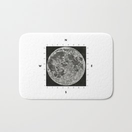 Moon Scale Bath Mat