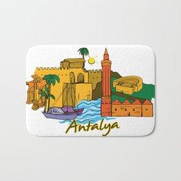 Antalya Bath Mat