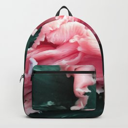 Floral Fat Backpack