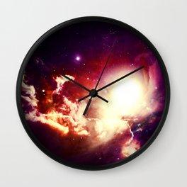Lumpy Space Wall Clock