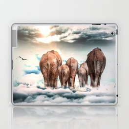 Cloud Walkers Laptop & iPad Skin
