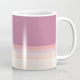 Lilac Rainbow Dipper Coffee Mug
