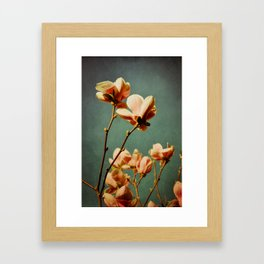 when there was spring Framed Art Print