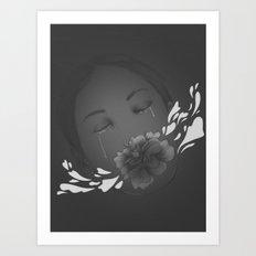 Faded III Art Print